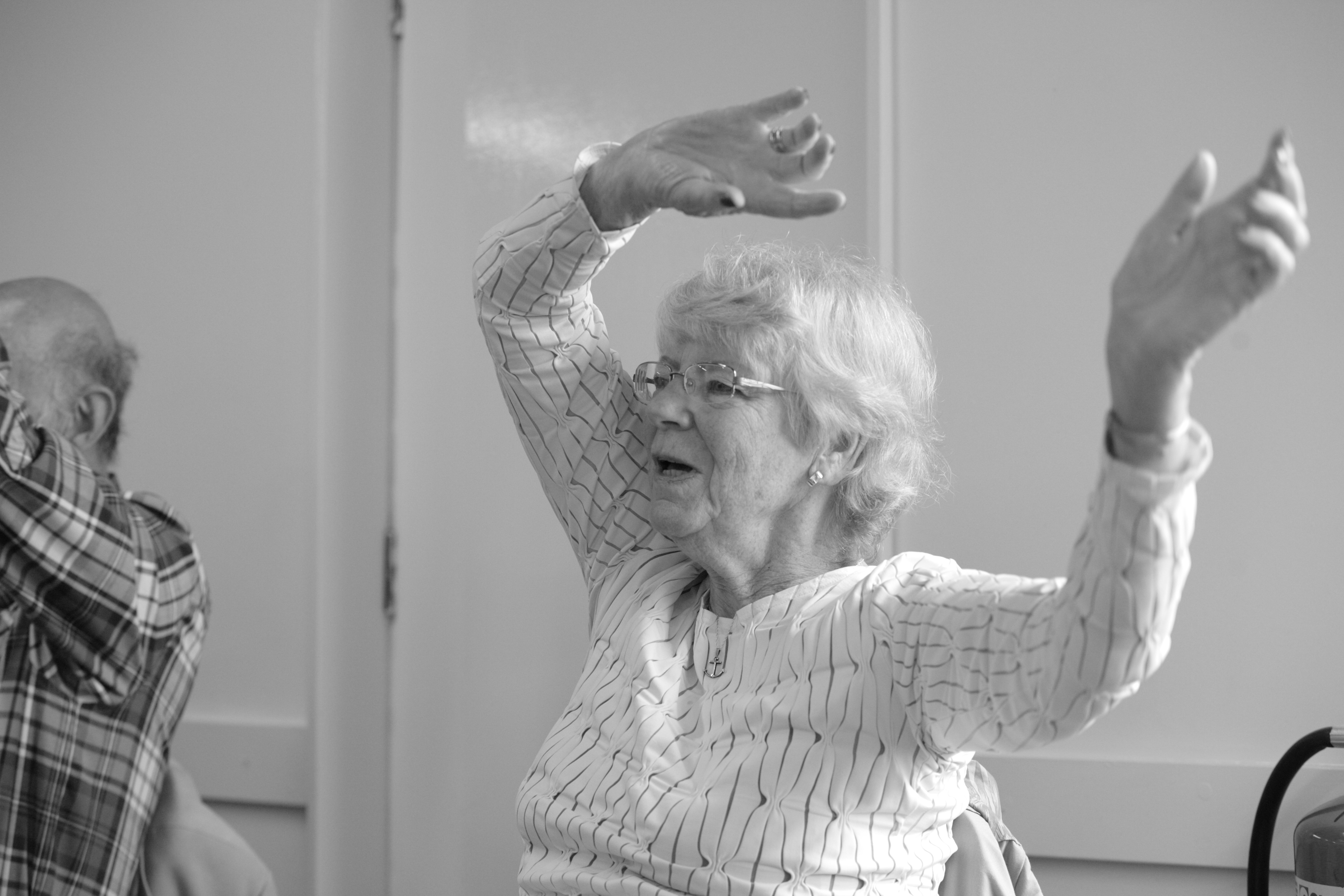 A lifetime of regular exercise slows down ageing