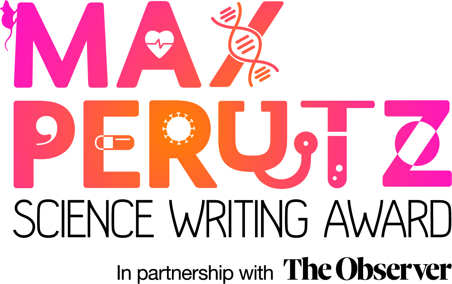 CMAR Student shortlisted for the 2020 Max Perutz Writing Award